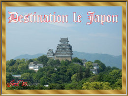 Destination le Japon
